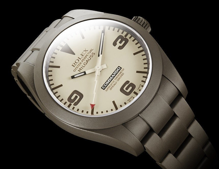 9a07f51f43fe0 I am just not sure I can afford to do this for a collector's work. But if  you can, you might be interested in the custom Rolex series at Bamford  Watch ...