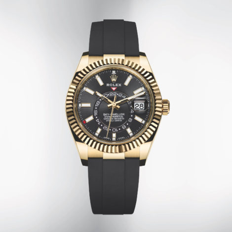 Perfect Rolex Updated Oyster Perpetual Sky-Dweller Replica watches