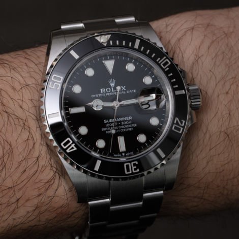 AAA Rolex Updated New Submariner Replica Watches