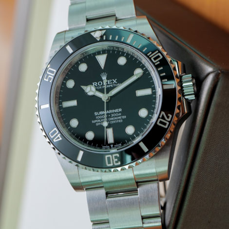 Top New Rolex Submariner 'No Date' Replica Watch For 2020
